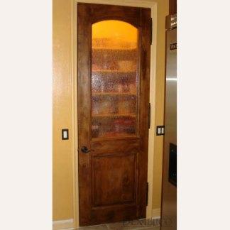 Colonial pantry doors