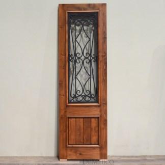 contemporary pantry doors