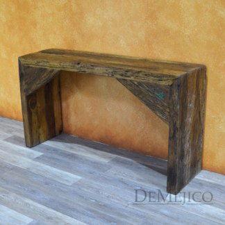 Consola Grappa, Old Wood Console Table, Farmhouse Style, Rustic Console Table