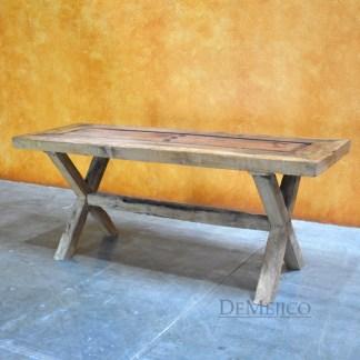 Escritorio de Campo, Reclaimed Door Desk, Farmhouse Style, Rustic Desk, Farmhouse Desk, Rustic Style