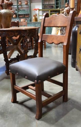 spanish ladder back chair