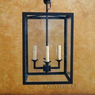 Austin Spanish Farmhouse Pendant, Iron Pendant, Spanish Pendant