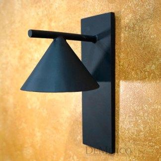 Loft Modern Wall Mount, Wrought Iron Light Fixture