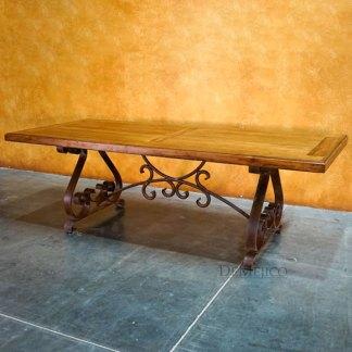 Old Wood Mesa Espanola, Old Wood Table