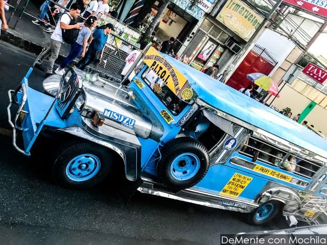Famosos jeepneys