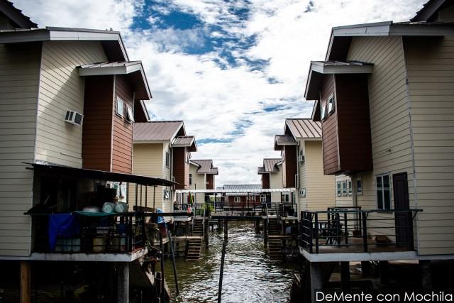 casas Kampong Ayer