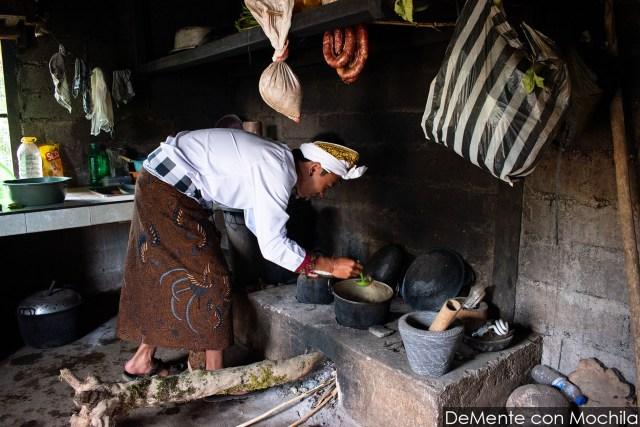 Cocina tradicional balinesa