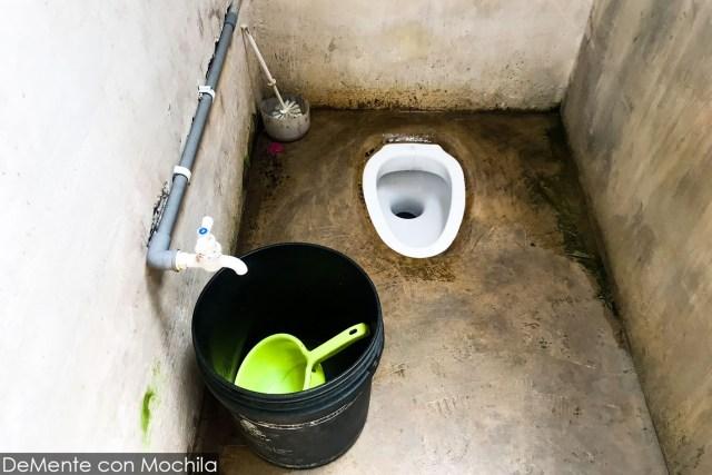 letrina de baño público