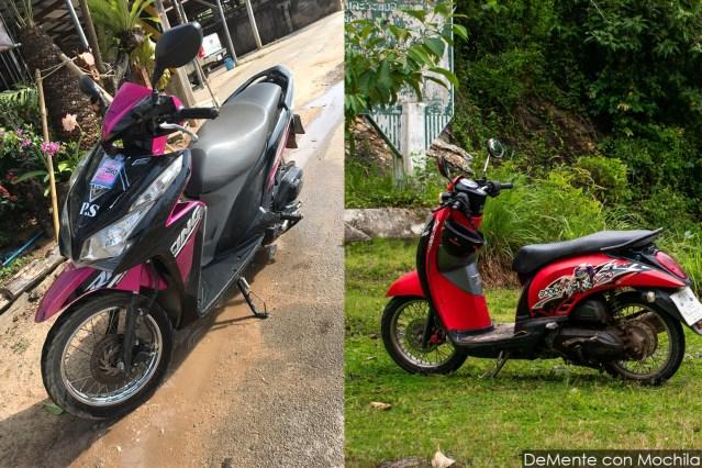 modelos de moto tailandia