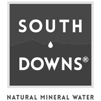 southdowns natural mineral water logo