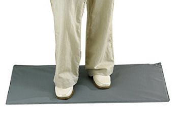 View our range of bed leaving sensor mats that alert you when stood upon