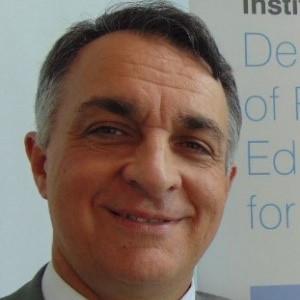 Photo of Prof Martin Orrell