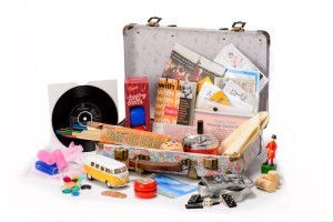 SHOP REMINISCENCE BOX / BASKET / SUITCASE