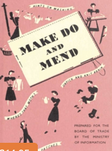 MAKE DO & MEND BOOKLET