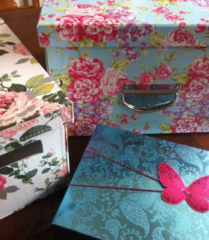 Happy Days Memory Boxes
