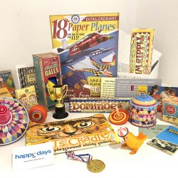 Childhood Toys Reminiscence Box