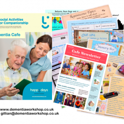 Activity Cards for Care Homes and Home Care
