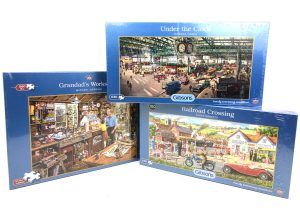 SHOP JIGSAWS: NOSTALGIC & LARGE PIECE