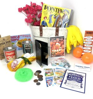 Reminiscence Materials - Chat and Shop www.dementiaworkshop.co.uk
