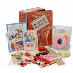 Knit & Stitch with Pom-Pom Maker by www.dementiaworkshop.co.uk