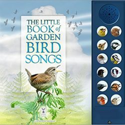 Press the button to hear the birdsong - beautiful illustrations with interesting information