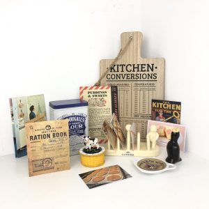 Retro Kitchen Reminiscence Display www.dementiaworkshop.co.uk
