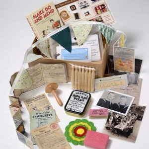 Themed Memory Boxes - WWII Memory Box