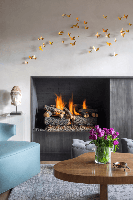 Modern_Steel_Fireplace_Butterfly_Sculpture