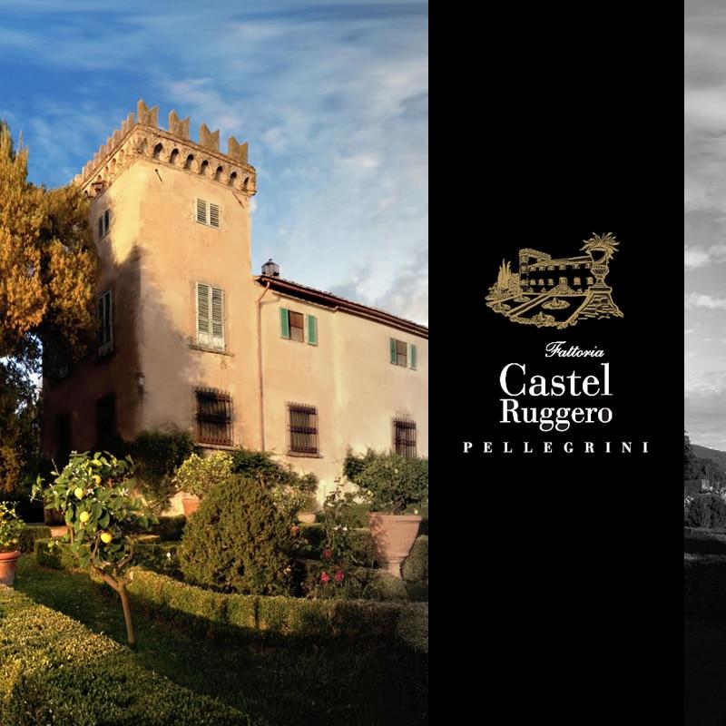 Castel Ruggero Pellegrini Extra Virgin Olive Oil