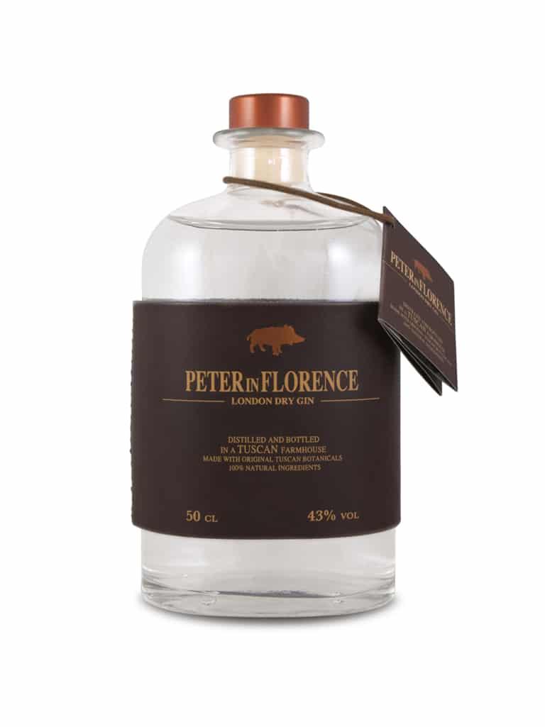 Demetra Bottega Peter in Florence Gin