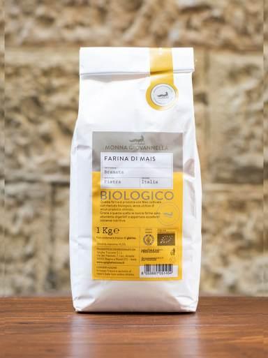 Demetra Bottega Corn Flour Farina di Mais