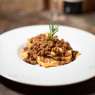 Demetra Hostaria Pasta Courses