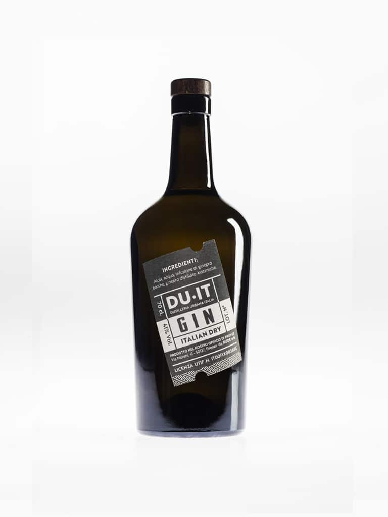Distilleria Urbana Italian Dry Gin Made in Florence