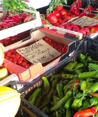 Demetra Hostaria Fresh Food Market