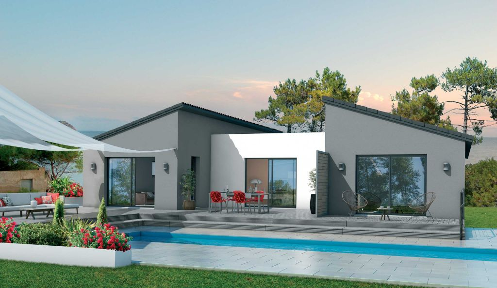 nos modeles de maisons contemporaines