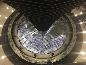 Inside of the Reichstag