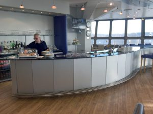 British Airways Lounge Texel