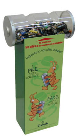 pile recycle