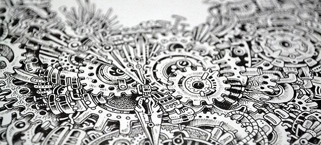 Doodling DeMilked