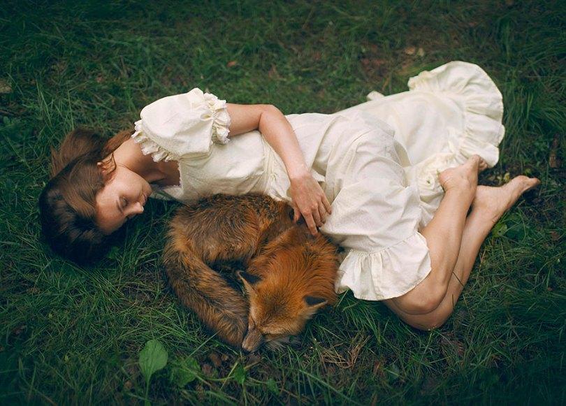 Retratos animais surreal-humano-katerina-plotnikova-4