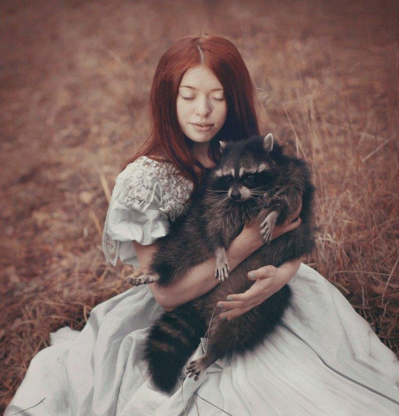 Retratos animais surreal-humano-katerina-plotnikova-7