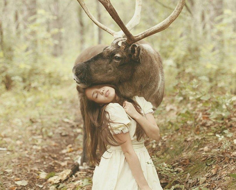 Retratos animais surreal-humano-katerina-plotnikova-8