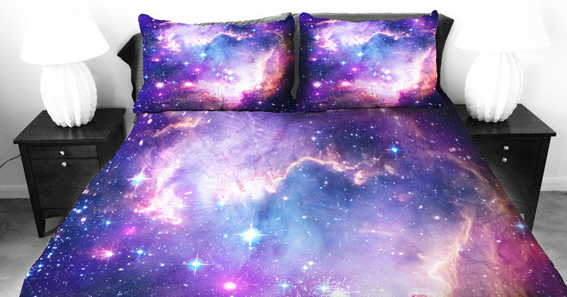 These Galaxy Beddings Will Bring You Closer To The Stars