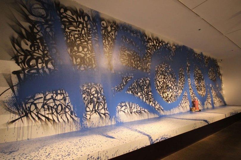 art exhibition vitality and verve transforming the urban landscape long beach california 20 - Museu de arte permitiu que artistas desenhassem em suas paredes