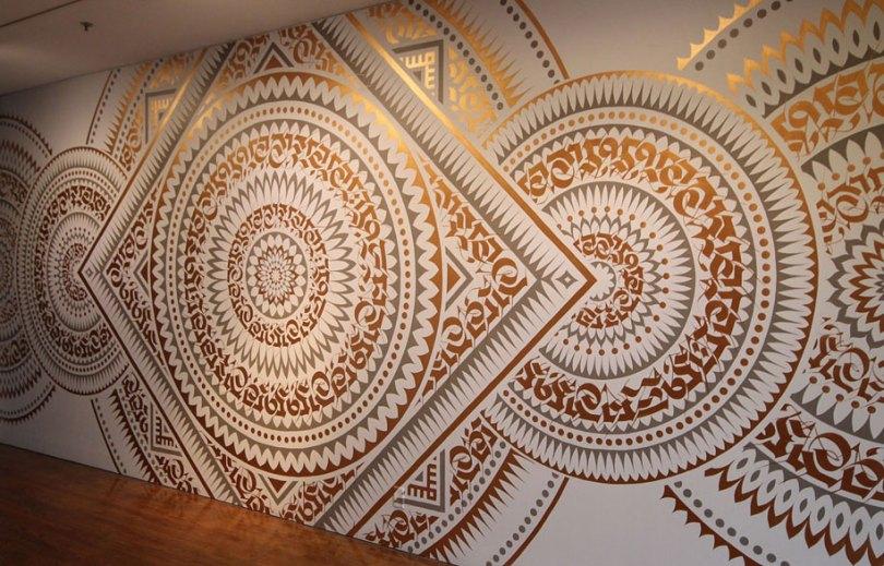 art exhibition vitality and verve transforming the urban landscape long beach california 8 - Museu de arte permitiu que artistas desenhassem em suas paredes