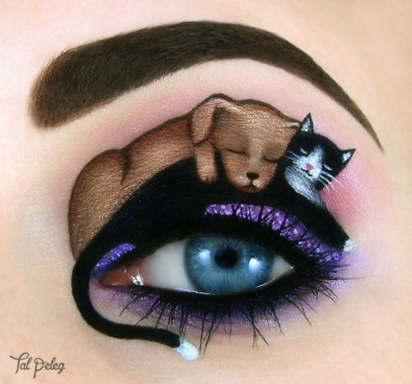 maquiagem-pálpebra-olho-arte-desenhos-tal-peleg-israel-3