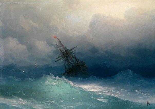 translucent-waves-19th-century-painting-ivan-konstantinovich-aivazovsky-20