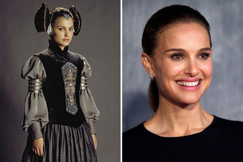 now then star wars cast actors 4 - Star Wars de 1977 O antes e depois dos artistas