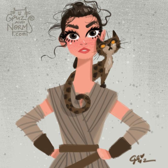 star-wars-series-cats-illustrations-griz-lemay-4