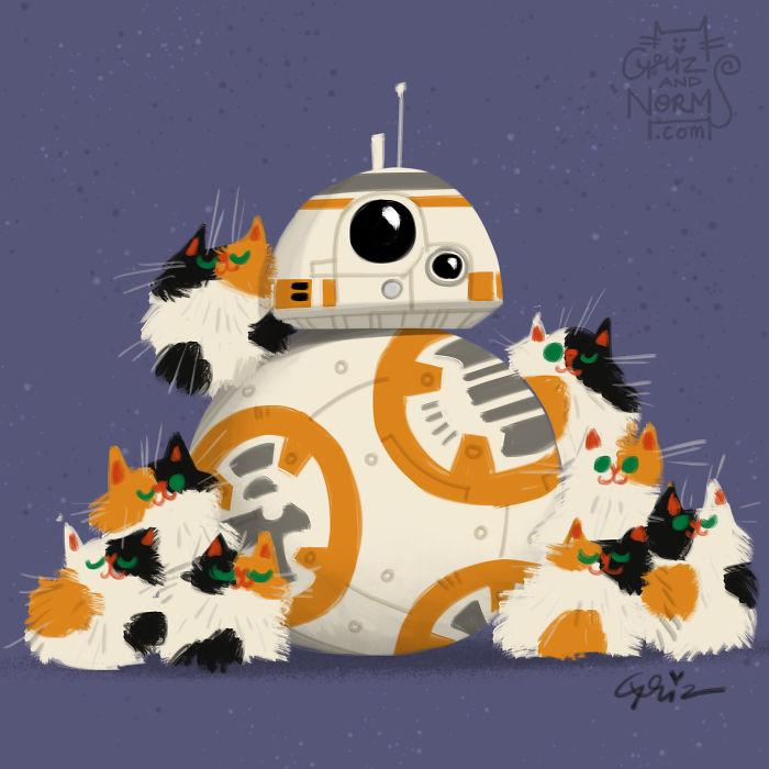 star-wars-series-cats-illustrations-griz-lemay-5